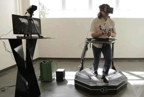 Virtual Reality is Getting More Physical