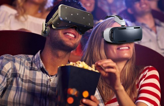 Cinema in Virtual Reality